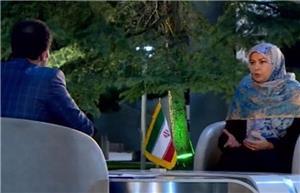 سپیده شبستری همسر عبدالناصر همتی در برنامه تلویزیونی انتخابات ریاستجمهوری چه گفت ؟