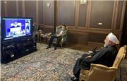 رییس جمهور فرانسه به لبنان میرود، رییس جمهور ما حاضر نیست به مجلس بیاید!