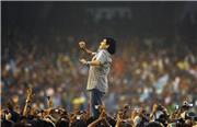 دندیهگو: فوتبالیست یاغی در قرنطینه ۶۰ ساله شد